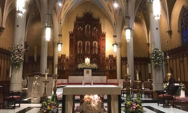 150th Anniversary Mass of Thanksgiving