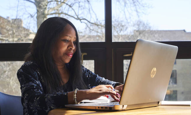 Business Management Virtual Open House