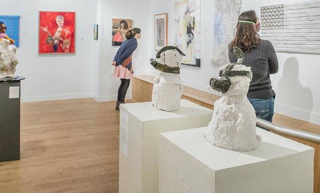 Legacy: The 2021 Ursuline College Faculty and Staff Exhibition