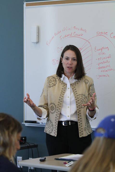 Undergraduate Legal Studies Program