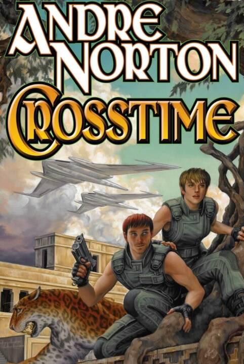 Cover of Andre Norton book Crosstime